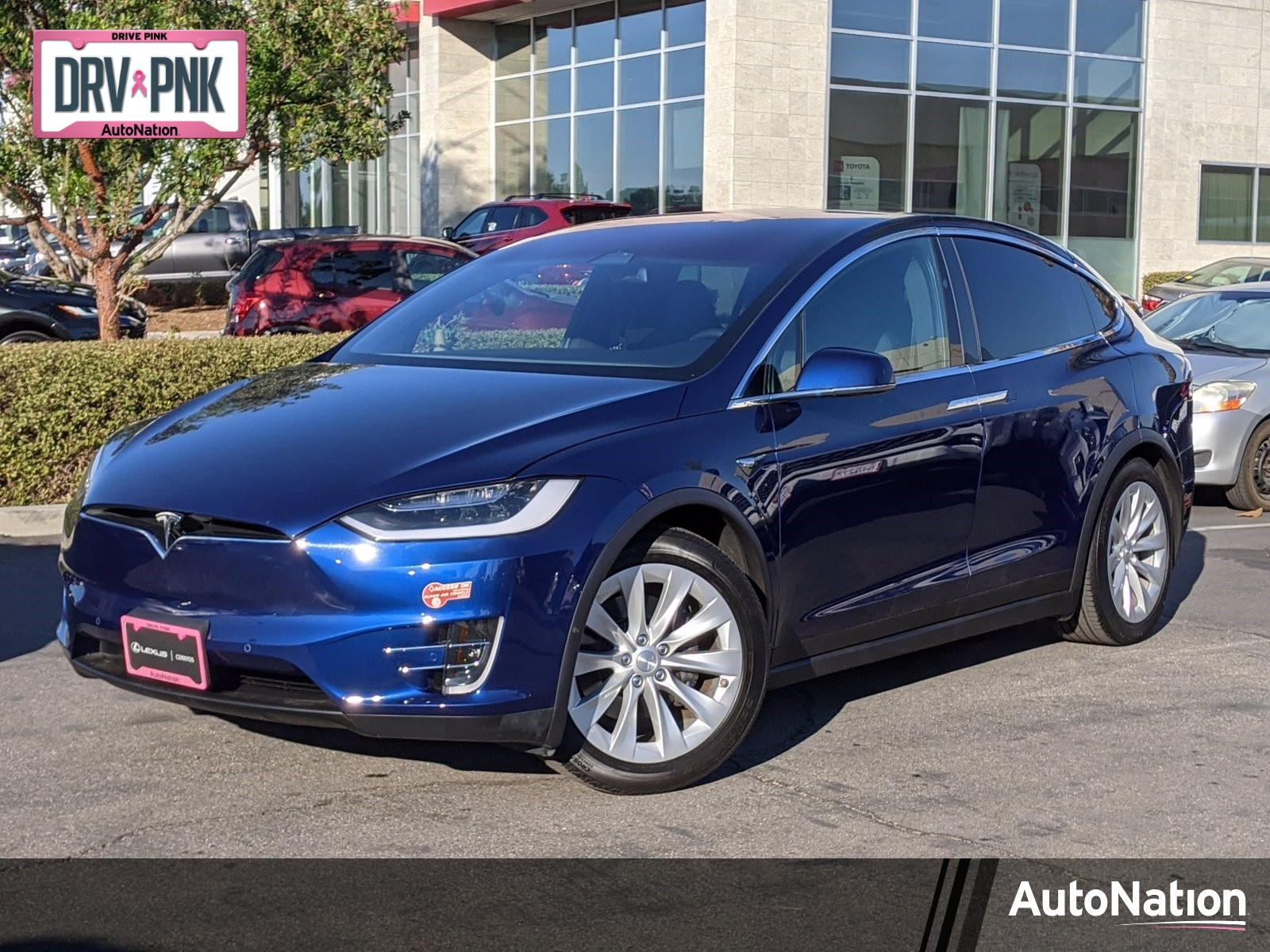 Used Tesla Model X Cerritos Ca