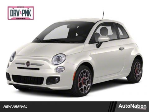 Used Fiat 500 Cerritos Ca