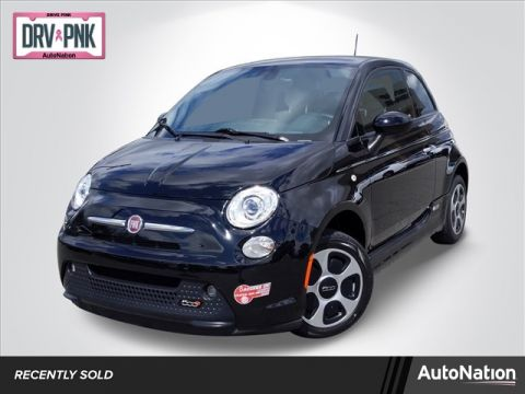 Used Fiat 500e Cerritos Ca