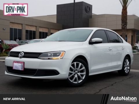 2014 Volkswagen Jetta Sedan SE w/Connectivity/Sunroof PZEV