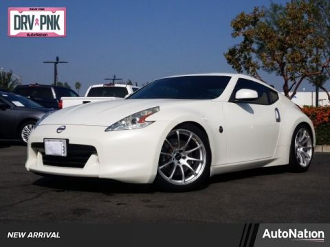 Pre-Owned 2011 Nissan 370Z