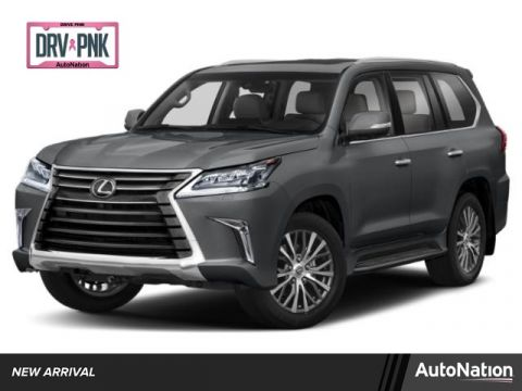 2020 Lexus LX 570 THREE-ROW LX 570